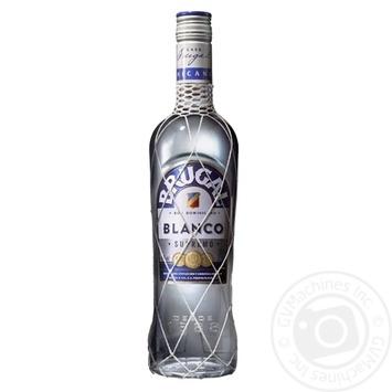 Brugal Rum Blanco Supremo 40% 0,7l - buy, prices for Furshet - photo 1