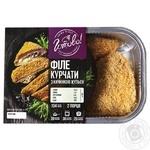 Филе Готово цыпленка с начинкой жульен 490г