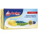 Масло Аnchor солодковершкове 82,9% 200г - купити, ціни на Восторг - фото 1