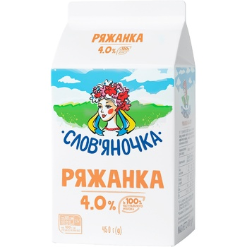 Ryazhanka Слов'яночка 4% 450g - buy, prices for EKO Market - photo 3