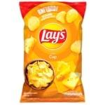 Чипсы картофельные Lay's со вкусом сыра 200г - купить, цены на МегаМаркет - фото 1