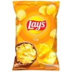 Чіпси Lay's картопляні зі смаком сиру 133г