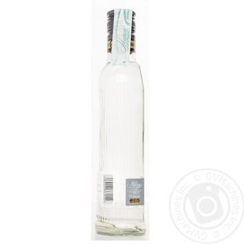 Горілка Хортиця Срібна прохолода 40% 375мл - купити, ціни на CітіМаркет - фото 4