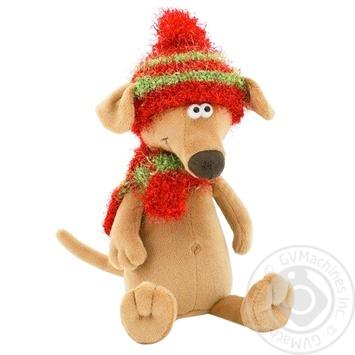 М'яка іграшка Orange Собака Чуча 42см в асортименті - купити, ціни на МегаМаркет - фото 1