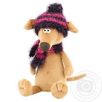 М'яка іграшка Orange Собака Чуча 42см в асортименті - купити, ціни на МегаМаркет - фото 2