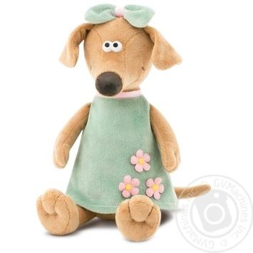 Іграшка м'яка собака Жужа Orange 30см 7646/20 - купить, цены на Novus - фото 1