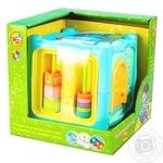 Mommy Love 6in1 Developing Cube Toy