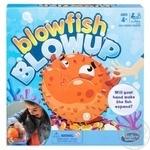 Hasbro Blowfish Blowup Board Game