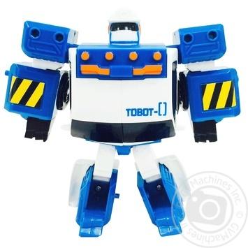 Tobot Mini S3 Transformer Toy - buy, prices for MegaMarket - image 1