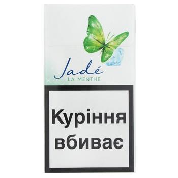 Jade сигареты где купить купить сигареты manchester