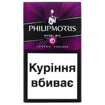 Сигареты Philip Morris Novel Mix 20шт