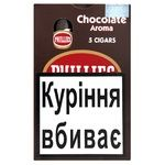 Сигары Phillies Blunt Chocolate 5шт*25г