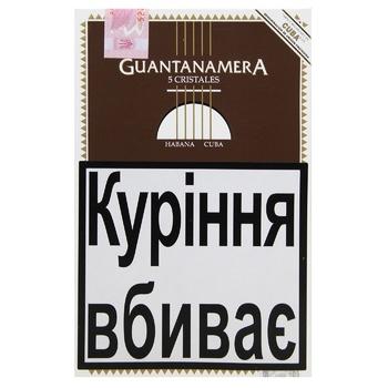 Сигара Guantanamera cristales