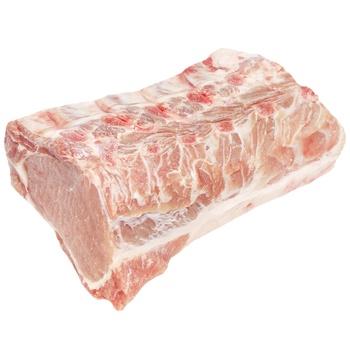 Корейка свиная на кости охлажденная - купить, цены на СитиМаркет - фото 1