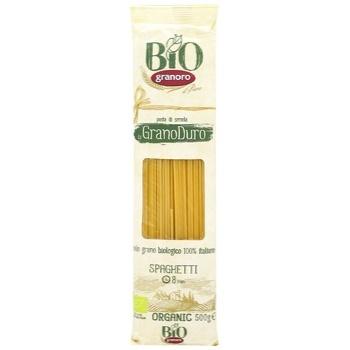 Макаронные изделия Granoro Био Спагетти из твердых сортов пшеницы 500г