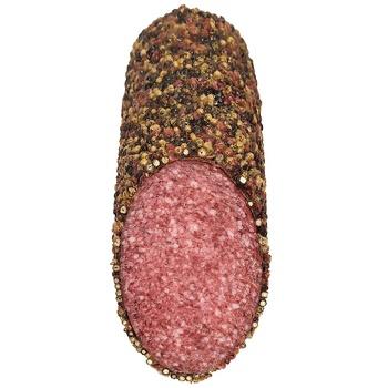 Ковбаса Zimbo Салямі покрита кольор.перцем с/в ваг - купить, цены на СитиМаркет - фото 2
