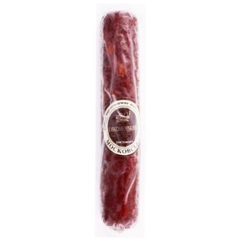 Obkomovskaya Moscow Boiled-smoked Premium Sausage - buy, prices for CityMarket - photo 1