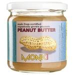 Паста Monki арахісова скл 330г