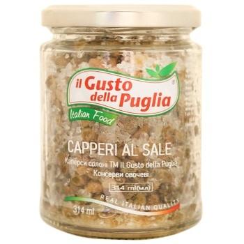 Il Gusto della Puglia Capers Salted - buy, prices for CityMarket - photo 1