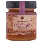 Honey Medyk vedmedyk buckwheat 250g glass jar
