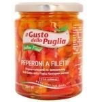 Перец Il Gusto della Puglia сладкий по-домашнему 314мл