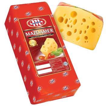 Сыр Mlekovita Мааздамер твердый 45% - купить, цены на СитиМаркет - фото 1