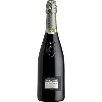 Вино ігристе Bortolomiol Lus Naturae Valdobbiadene біле брют 12% 0,75л - купити, ціни на CітіМаркет - фото 1