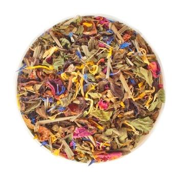 Композиция на основе травяного чаю Чайні Шедеври Ранкова Зоря