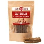 Crispbread Zhiva kuhnja pepper 100g doypack Ukraine
