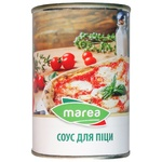 Marea Pizza Sauce Spiced Sauce with Chopped Tomatoes 400g