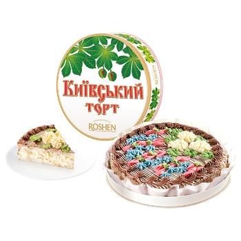 Торт Roshen Київський 850г