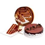 Торт Roshen Шоколадний з грильяжем 850г