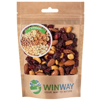 Winway Nut Mix Gourmet 100g