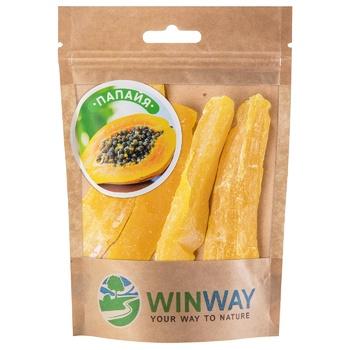 Winway Dried Papaya Sticks 100g - buy, prices for CityMarket - photo 1