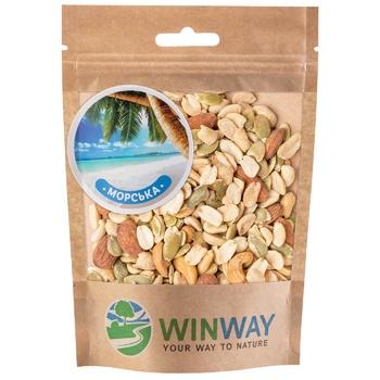 Ореховая смесь Winway Морская 100г