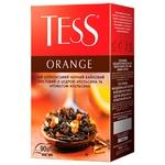 Чай чорний Tess Orange 90г