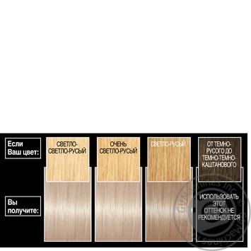 Краска для волос L'Oreal Recital Preference 10.21 Стокгольм светло-светло-русый перламутровый осветляющий - купить, цены на Novus - фото 2
