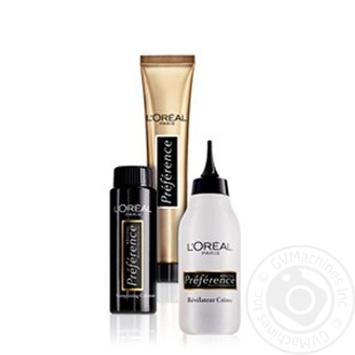 Краска для волос L'Oreal Recital Preference 74 Манго интенсивный медный - купить, цены на Восторг - фото 3