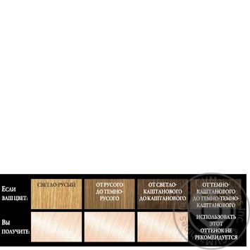 L'Oreal Recital Preference 11.21 Hair dye Ultrablonde - buy, prices for Novus - image 2