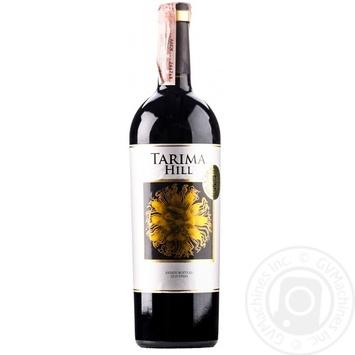 Вино Tarima Hill красное сухое 15% 0,75л