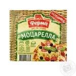 Сыр Ферма Моцарелла мягкий 45% 250г - купить, цены на Novus - фото 2