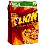 Готовый сухой завтрак NESTLÉ® LION® 450г - купить, цены на МегаМаркет - фото 1