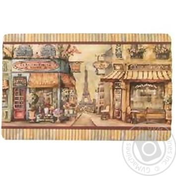 Салфетка Романтика 43х28см 260685 - купить, цены на МегаМаркет - фото 1