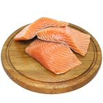 Lightly Salted Salmon Fillet in Pieces