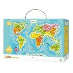 DoDo World Map Puzzle 100elements