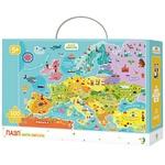 DoDo Europe Map Puzzle 100elements