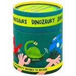 Игра настольная DoDo Динозавры 27 карток