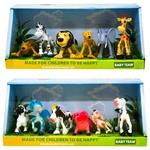 Набір іграшок Baby Team Ферма 6шт