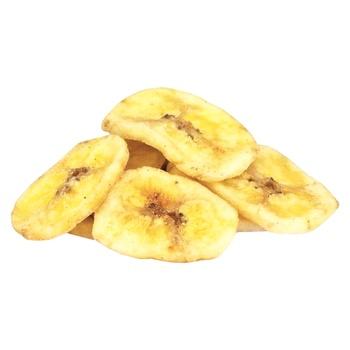 Банановые чипсы весовые