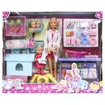 Кукольный набор Simba Steffi Love Штеффи и Эви Ветеринарная клиника